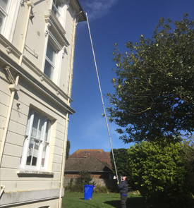 gutter cleaning for flats in Tunbridge Wells
